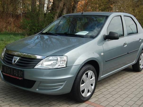 Dacia Logan 1,4 MPi - Stav nového vozu, foto 1 Auto – moto , Automobily | spěcháto.cz - bazar, inzerce zdarma