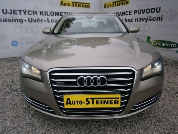 Audi A8 3.0TDI Navigace, Xenony, Kůže, Serv, foto 1 Auto – moto , Automobily | spěcháto.cz - bazar, inzerce zdarma