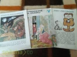 3x pohádky - O princezně na hrášku......... , Hobby, volný čas, Knihy    spěcháto.cz - bazar, inzerce zdarma