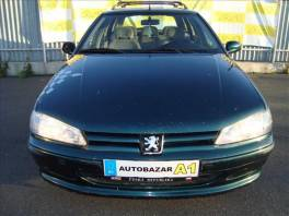 Peugeot 406 1,8 LPG!