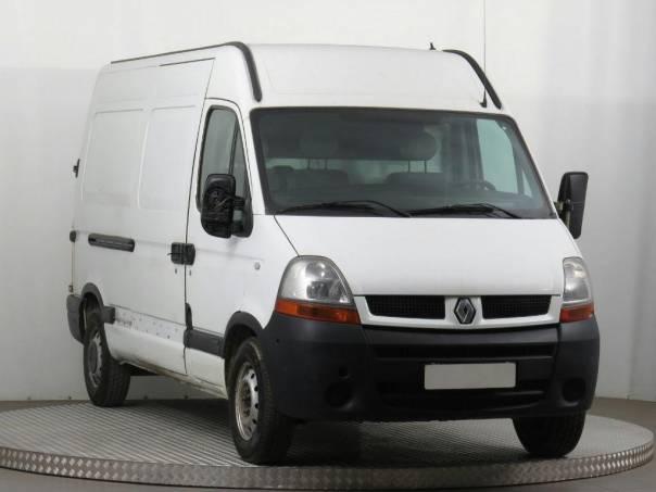Renault Master 2.5 dCi 120, foto 1 Užitkové a nákladní vozy, Do 7,5 t | spěcháto.cz - bazar, inzerce zdarma