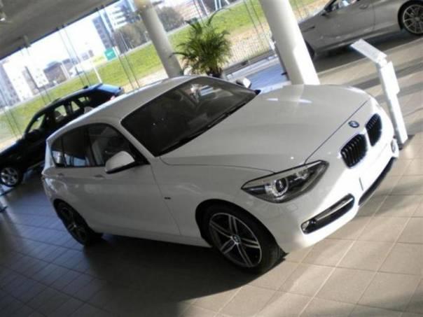 BMW Řada 1 116i Sport Line V ZÁRUCE, foto 1 Auto – moto , Automobily | spěcháto.cz - bazar, inzerce zdarma