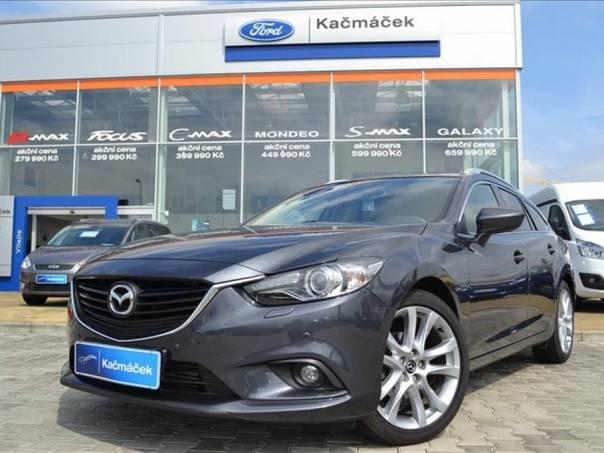 Mazda 6 2,2  SKYACTIV Revolution, Navi, Kůže, TOP, foto 1 Auto – moto , Automobily | spěcháto.cz - bazar, inzerce zdarma