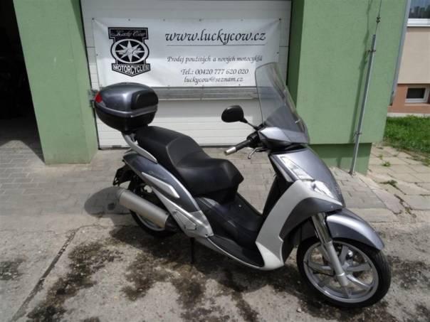 Peugeot Geopolis Geopolis 125, foto 1 Auto – moto , Motocykly a čtyřkolky | spěcháto.cz - bazar, inzerce zdarma