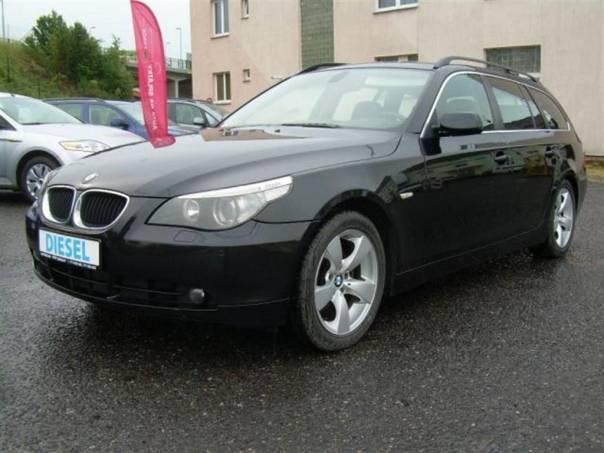 BMW Řada 5 525d AUTOMAT XENONY NAVI, foto 1 Auto – moto , Automobily | spěcháto.cz - bazar, inzerce zdarma