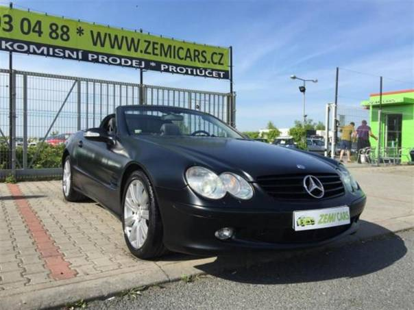 Mercedes-Benz Třída SL 500,TOP STAV,VÝHŘEV,MASÁŽE, foto 1 Auto – moto , Automobily   spěcháto.cz - bazar, inzerce zdarma