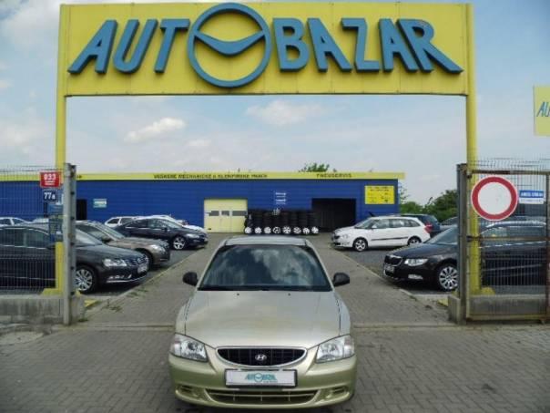 Hyundai Accent 1,5 66kw, foto 1 Auto – moto , Automobily | spěcháto.cz - bazar, inzerce zdarma