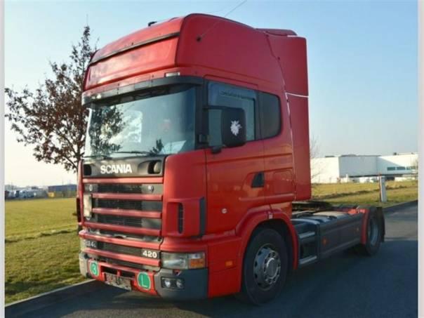 L 124 R 420,Euro 3, foto 1 Užitkové a nákladní vozy, Nad 7,5 t | spěcháto.cz - bazar, inzerce zdarma