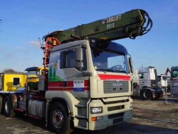 MAN  26.530 TGA 6x4 HR, foto 1 Užitkové a nákladní vozy, Nad 7,5 t | spěcháto.cz - bazar, inzerce zdarma