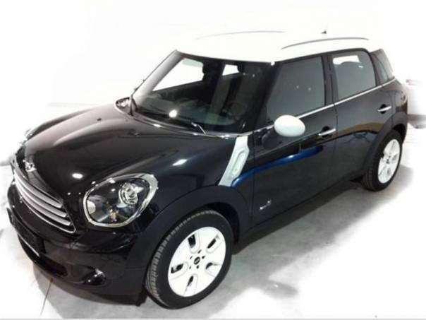 Mini Countryman D ALL4 (pohon 4x4) 82kW, Absolute Black, foto 1 Auto – moto , Automobily | spěcháto.cz - bazar, inzerce zdarma