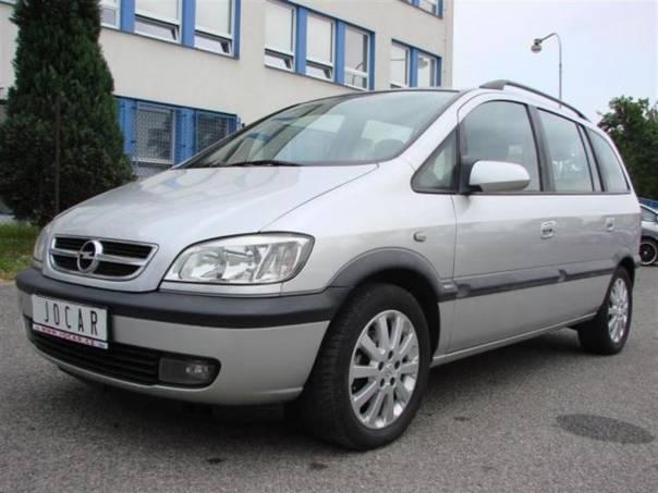 Opel Zafira 1,8 16vELEGANCE,Serviska,7Míst, foto 1 Auto – moto , Automobily | spěcháto.cz - bazar, inzerce zdarma