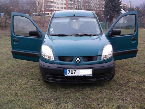 Renault Kangoo MPV, foto 1 Auto – moto , Automobily | spěcháto.cz - bazar, inzerce zdarma
