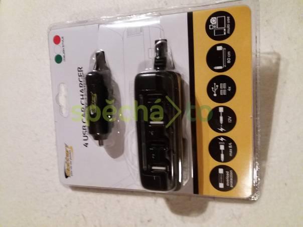 USB do auto zapalovače, foto 1 TV, audio, video, Propojovací kabely | spěcháto.cz - bazar, inzerce zdarma