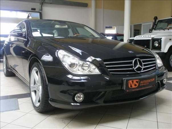 Mercedes-Benz Třída CLS 5,0 TOP STAV  500 AMG paket, foto 1 Auto – moto , Automobily | spěcháto.cz - bazar, inzerce zdarma