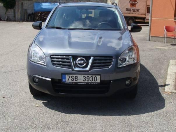 Nissan Qashqai 1.5 DCi 78KW 1.MAJITEL ČR, foto 1 Auto – moto , Automobily | spěcháto.cz - bazar, inzerce zdarma
