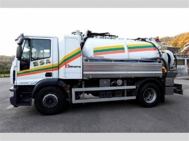 Eurocargo 100E18 sací - fekál, foto 1 Užitkové a nákladní vozy, Nad 7,5 t | spěcháto.cz - bazar, inzerce zdarma