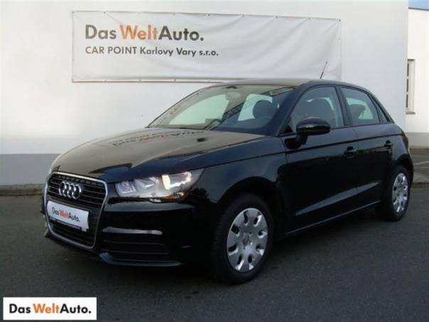 Audi A1 1.2 TFSI Attraction, foto 1 Auto – moto , Automobily | spěcháto.cz - bazar, inzerce zdarma