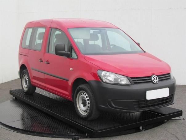 Volkswagen Caddy  1.6 TDi, Serv.kniha, servo, foto 1 Užitkové a nákladní vozy, Do 7,5 t | spěcháto.cz - bazar, inzerce zdarma