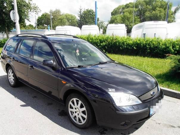 Ford Mondeo 2,0 TDCi, kombi+4x Alu+4xplech kola, foto 1 Auto – moto , Automobily | spěcháto.cz - bazar, inzerce zdarma