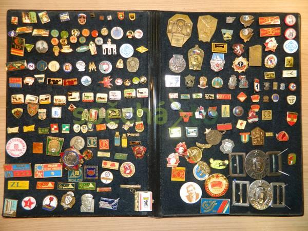 Sbírka odznaků, foto 1 Hobby, volný čas, Sběratelství a starožitnosti | spěcháto.cz - bazar, inzerce zdarma
