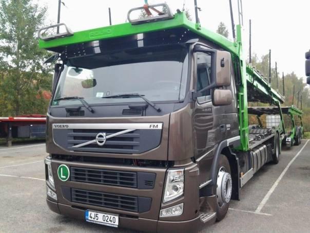 Volvo  13/380,AUTOPŘEPRAVNÍK, foto 1 Užitkové a nákladní vozy, Nad 7,5 t | spěcháto.cz - bazar, inzerce zdarma