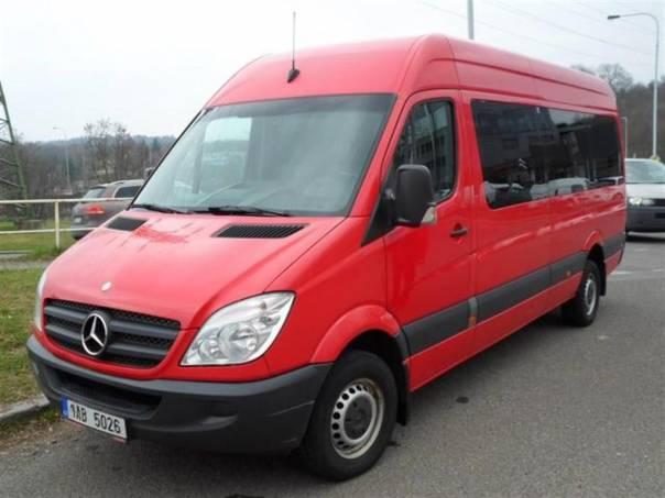 Mercedes-Benz Sprinter 315CDi 9míst 1.majitel, foto 1 Užitkové a nákladní vozy, Autobusy | spěcháto.cz - bazar, inzerce zdarma