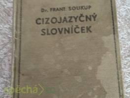 Starý cizojazyčný slovník , Hobby, volný čas, Sběratelství a starožitnosti  | spěcháto.cz - bazar, inzerce zdarma