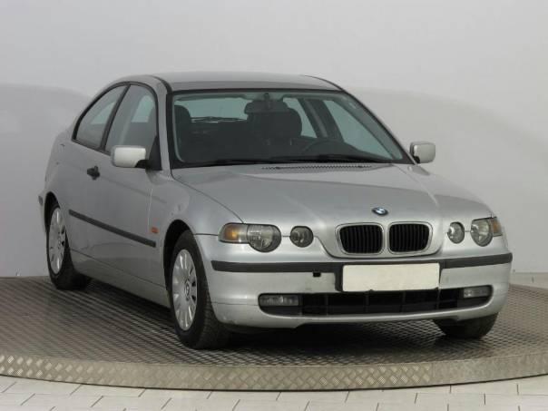 BMW Řada 3 316 ti, foto 1 Auto – moto , Automobily | spěcháto.cz - bazar, inzerce zdarma