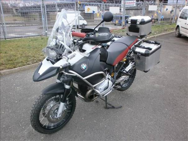 BMW  1.2   Adventure, foto 1 Auto – moto , Motocykly a čtyřkolky | spěcháto.cz - bazar, inzerce zdarma