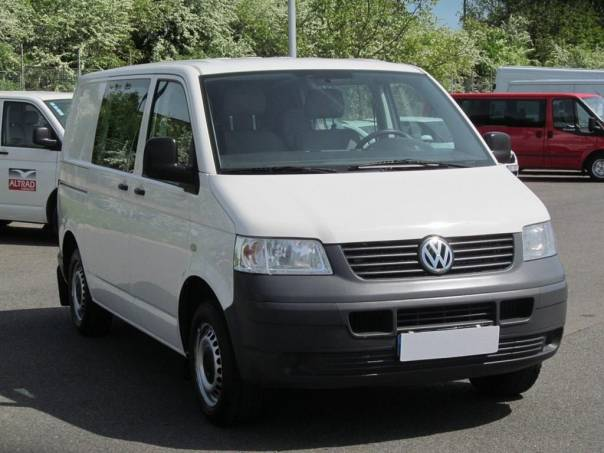 Volkswagen Transporter  1.9 TDI, Serv.kniha, foto 1 Užitkové a nákladní vozy, Do 7,5 t | spěcháto.cz - bazar, inzerce zdarma