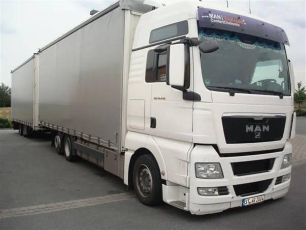TGX 26.440 6x2 120cbm, foto 1 Užitkové a nákladní vozy, Nad 7,5 t | spěcháto.cz - bazar, inzerce zdarma