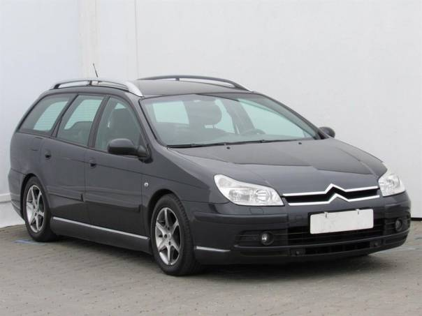 Citroën C5  1.6 HDi, Serv.kniha, foto 1 Auto – moto , Automobily | spěcháto.cz - bazar, inzerce zdarma