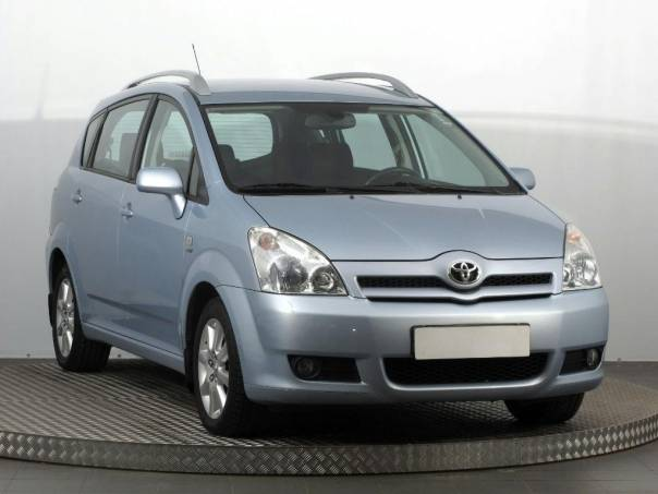 Toyota Corolla Verso 1.8 VVT-i, foto 1 Auto – moto , Automobily | spěcháto.cz - bazar, inzerce zdarma