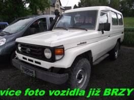 Toyota Land Cruiser 4,2 D * 78 * 4WD *  DPH *