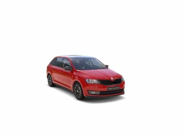 Škoda Rapid 1.2 Monte Carlo  Spaceback, foto 1 Auto – moto , Automobily | spěcháto.cz - bazar, inzerce zdarma