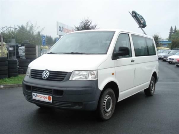 Volkswagen Transporter T5, 1,9TDi, Č.R.*s.kn.* 6 míst, foto 1 Užitkové a nákladní vozy, Do 7,5 t | spěcháto.cz - bazar, inzerce zdarma