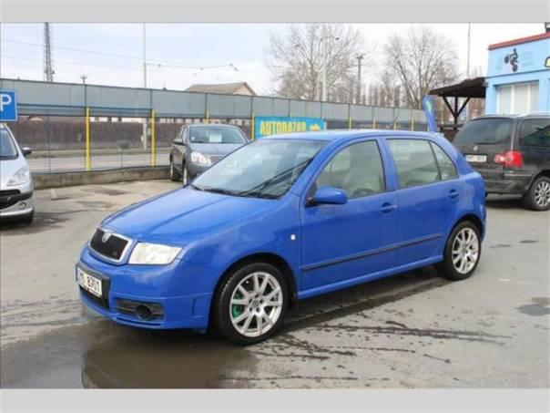Škoda Fabia 1,4 RS 179PS, foto 1 Auto – moto , Automobily | spěcháto.cz - bazar, inzerce zdarma