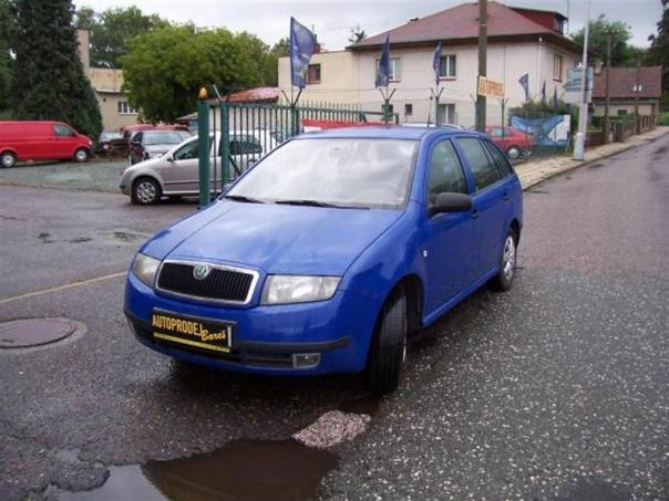Škoda Fabia 1.2,12V, foto 1 Auto – moto , Automobily | spěcháto.cz - bazar, inzerce zdarma