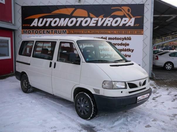 Volkswagen Caravelle 2,5 TDI 9.míst, foto 1 Auto – moto , Automobily | spěcháto.cz - bazar, inzerce zdarma