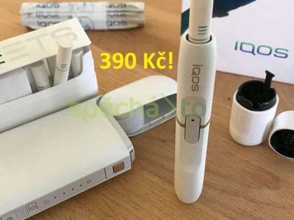 Nový IQOS za 390,- Kč! Vánoční akce!, foto 1 Elektronika, Elektronické cigarety | spěcháto.cz - bazar, inzerce zdarma