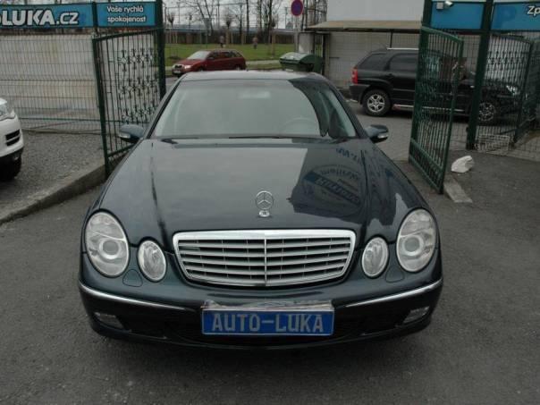 Mercedes-Benz Třída E E 270 CDI, foto 1 Auto – moto , Automobily | spěcháto.cz - bazar, inzerce zdarma