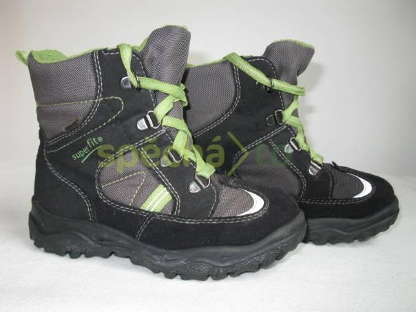 Zimní chlapecké boty Superfit  12c6832257