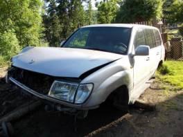Toyota Land Cruiser 100 4.2TD NÁHRADNÍ DÍLY , Náhradní díly a příslušenství, Ostatní  | spěcháto.cz - bazar, inzerce zdarma