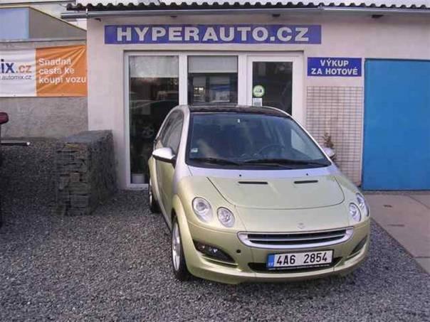 Smart Forfour 1.5i Pulse, Plná výbava, foto 1 Auto – moto , Automobily | spěcháto.cz - bazar, inzerce zdarma