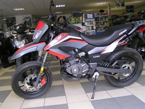 Keeway  TX 125 SUPERMOTO, foto 1 Auto – moto , Motocykly a čtyřkolky | spěcháto.cz - bazar, inzerce zdarma