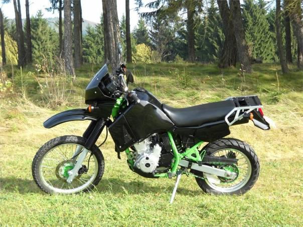 Kawasaki KLR , foto 1 Auto – moto , Motocykly a čtyřkolky | spěcháto.cz - bazar, inzerce zdarma