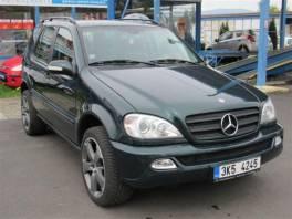 Mercedes-Benz Třída ML ML 2.7 CDi , Auto – moto , Automobily  | spěcháto.cz - bazar, inzerce zdarma