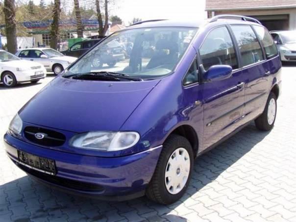 Ford Galaxy 2.3 16V, foto 1 Auto – moto , Automobily | spěcháto.cz - bazar, inzerce zdarma