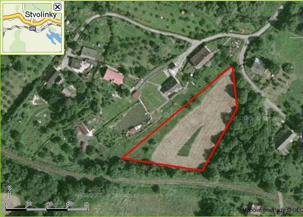 Prodej pozemku, Stvolínky, foto 1 Reality, Pozemky | spěcháto.cz - bazar, inzerce