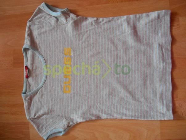 8033fccd705a Značkové triko GUESS